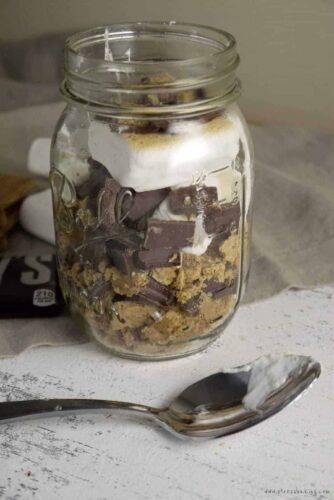 S'mores trifle