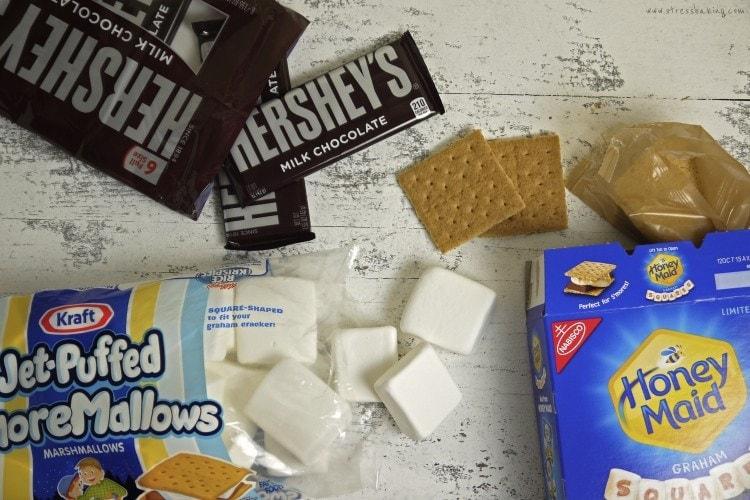 S'mores ingredients #shop #cbias
