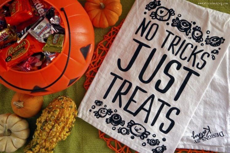 No tricks, just treats!