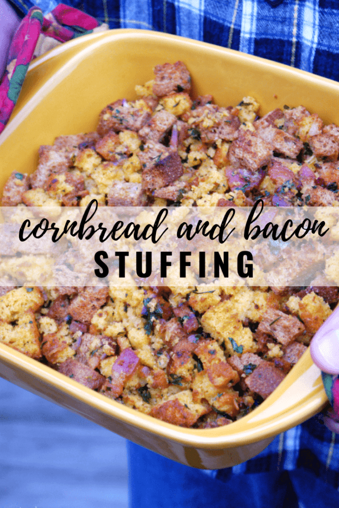 Cornbread and Bacon Stuffing