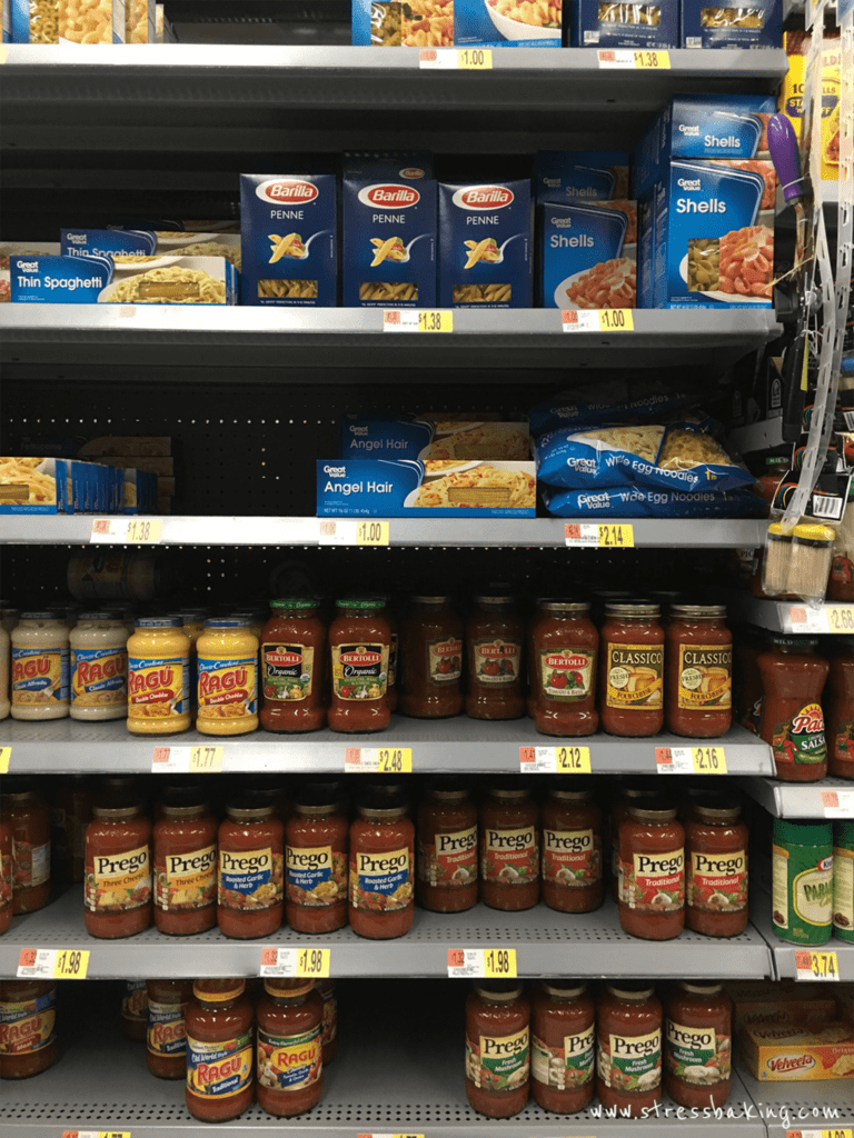Walmart Bertolli® Sauces