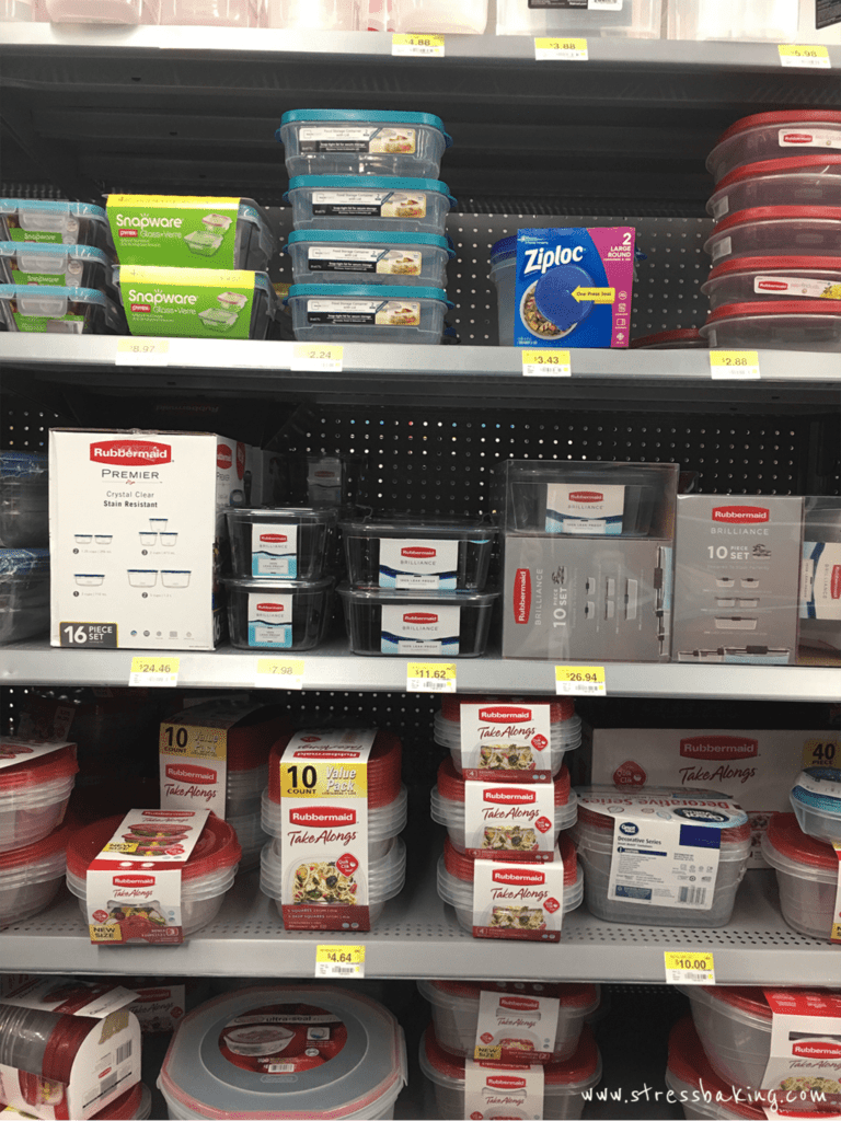 Walmart Rubbermaid® Brilliance™ Food Storage
