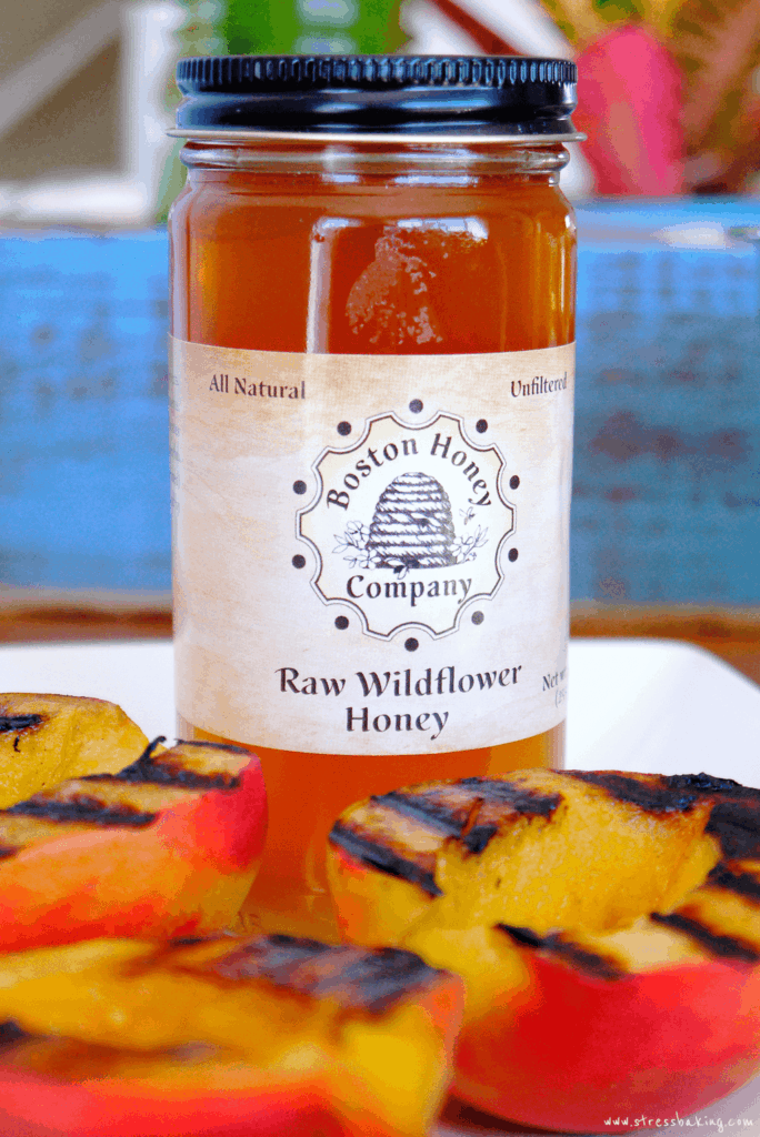 Boston Honey Company Raw Wildflower Honey