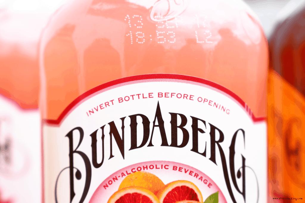 Bundaberg Sparkling Blood Orange Beverage