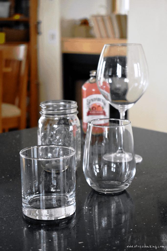 Choosing the right glass