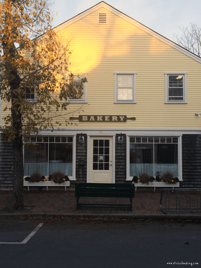 Nantucket Petticoat Bakery