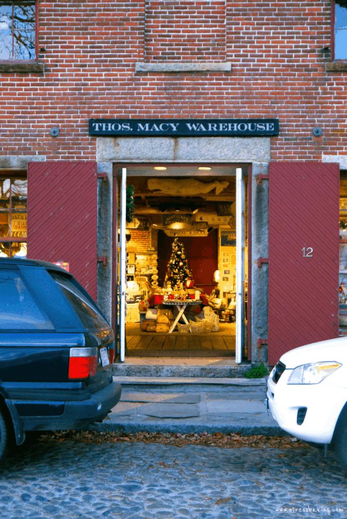 Thos. Macy Warehouse