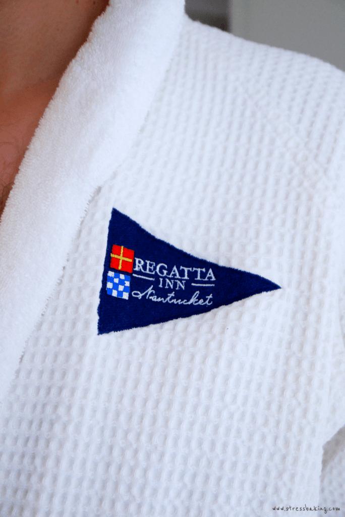 Regatta Inn robe