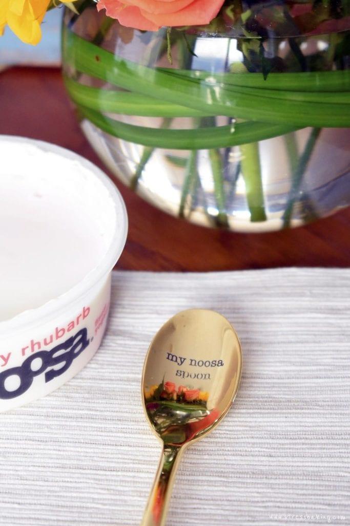 My Noosa spoon