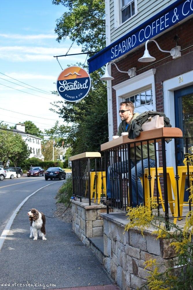 Seabird Coffee & Co. in Cohasset, Massachusetts