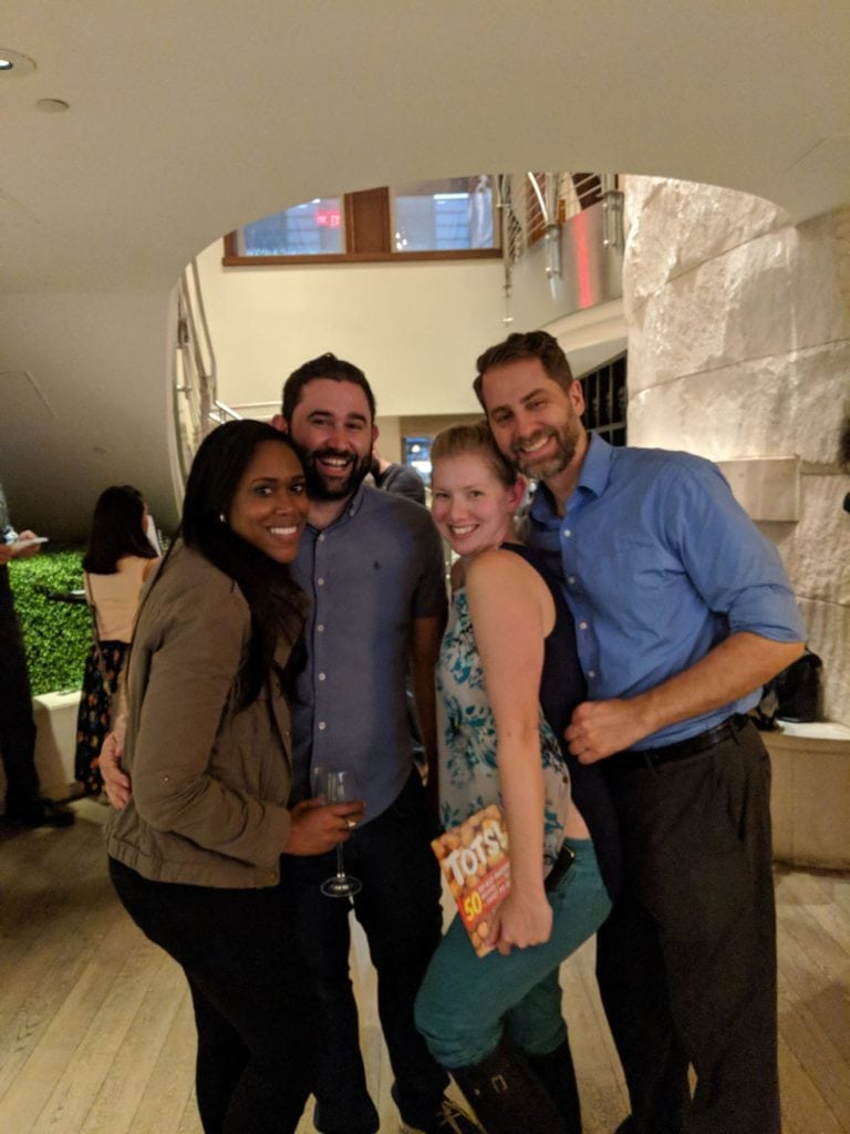 """Book release party for Dan Whalen's """"Tots!"""""""