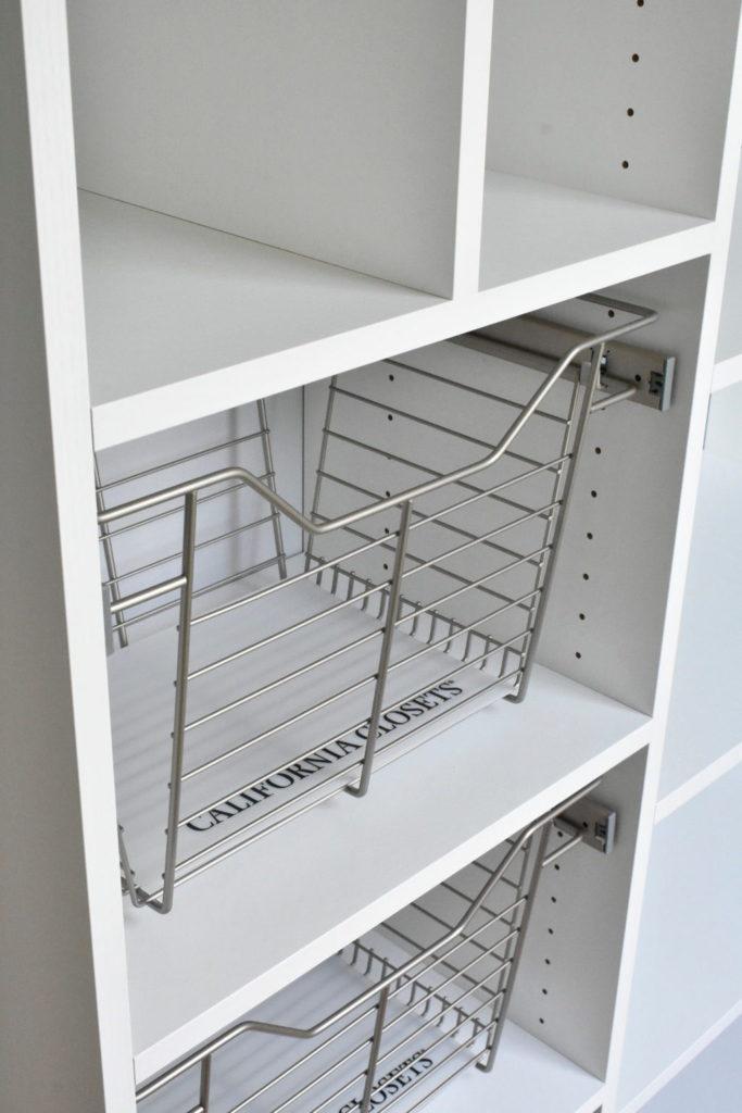 pantry vegetable drawers