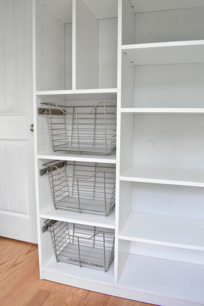 California Closets Pantry Reveal Stress Baking