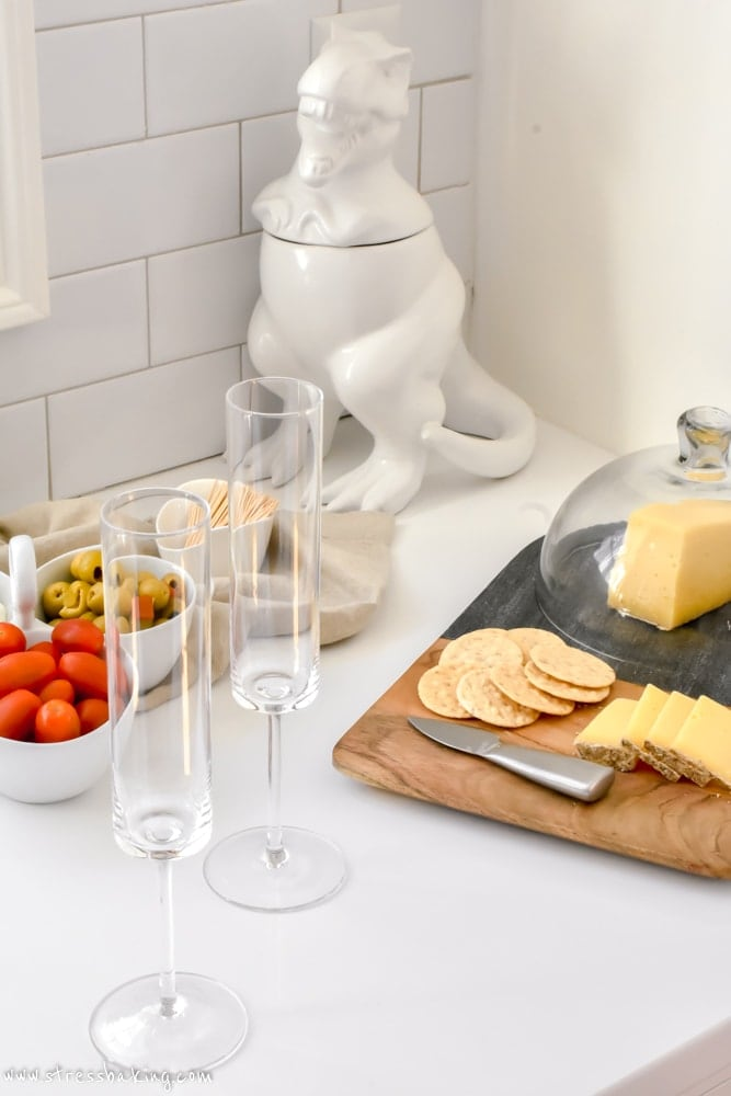 Cheese board, appetizers