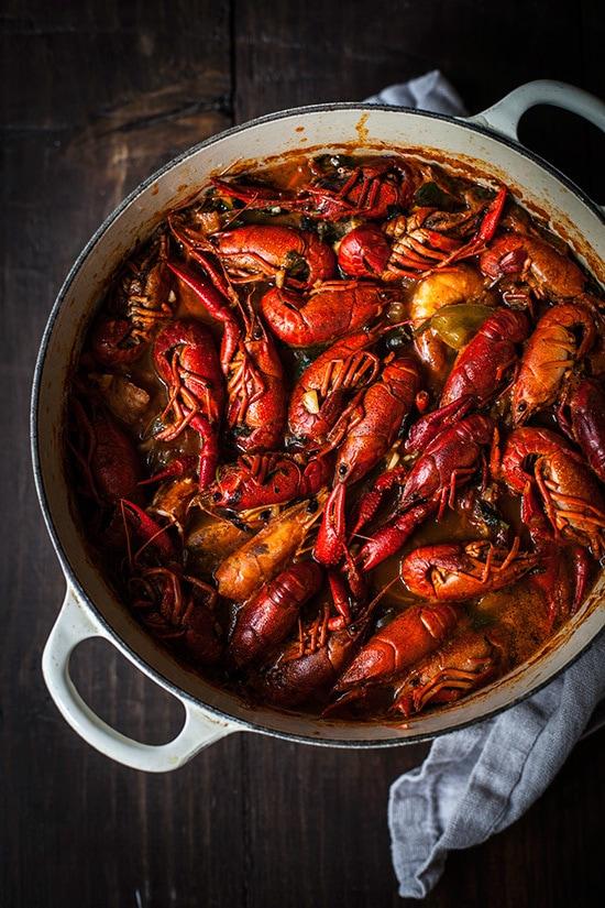 Portuguese Seafood Stew by Bella Bonito